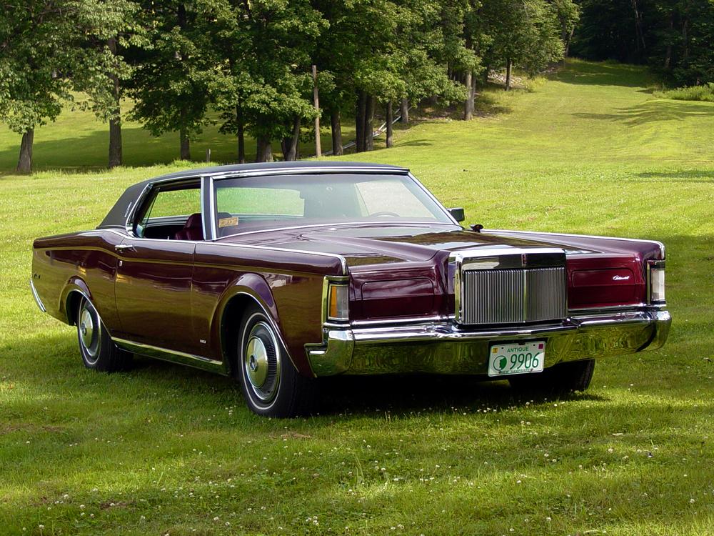 1970 Continental Mark III