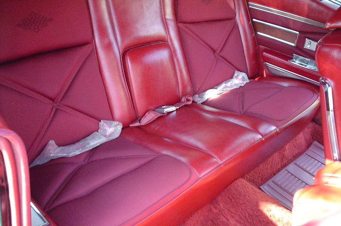 1971 Continental Mark III