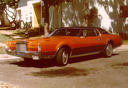 1972 Continental Mark IV