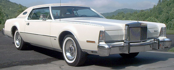 1975 Continental Mark IV