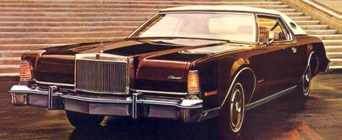 1975 Continental Mark IV