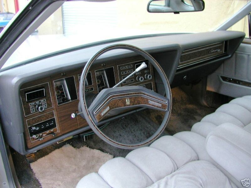 1976 Continental Mark IV Cartier w/velour interior