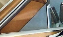 1976 Continental Mark IV - power vent windows - optional