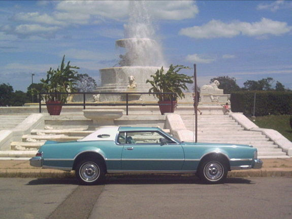 1976 Continental Mark IV Givenchy