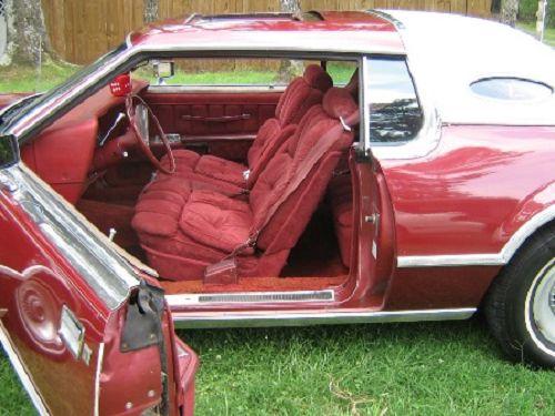 1976 Continental Mark IV Pucci