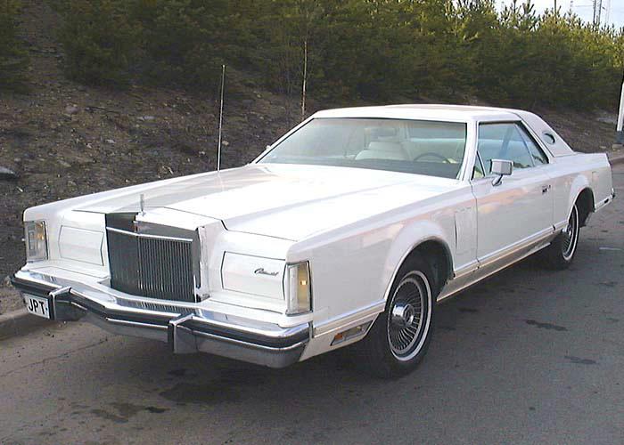 1977 Continental Mark V