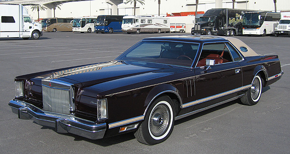 1978 Continental Mark V Bill Blass