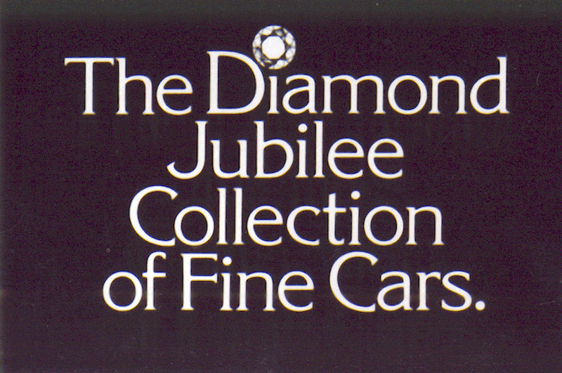 1978 Diamond Jubilee Collection