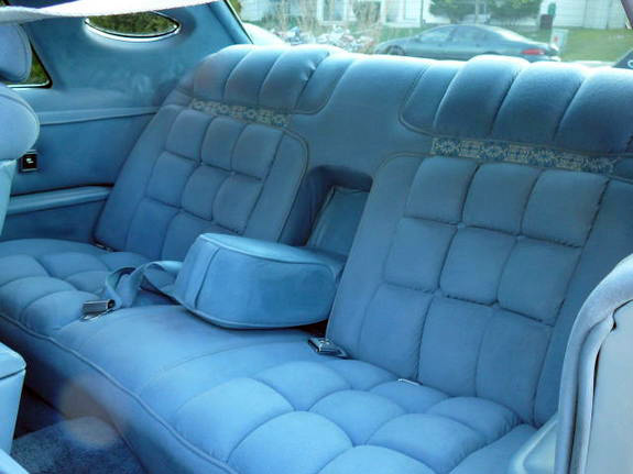 1978 Continental Mark V Diamond Jubilee Edition w/Wedgewood Blue cloth interior