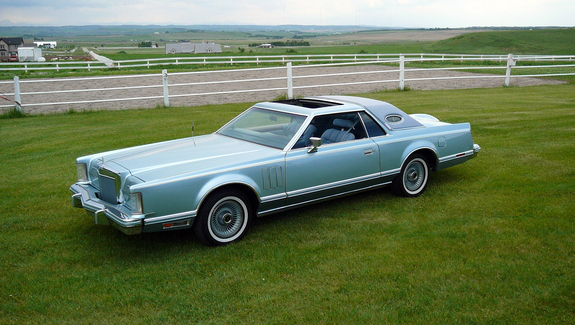 1978 Continental Mark V Diamond Jubilee