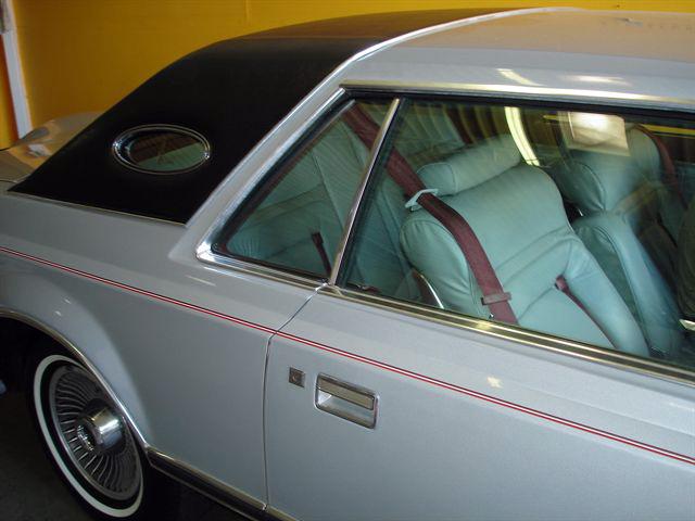 1978 Continental Mark V Pucci
