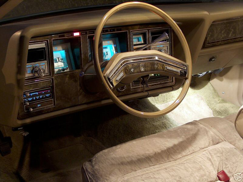 1979 Continental Mark V Cartier w/velour interior