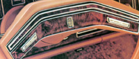 1979 Continental Mark V Cruise control option