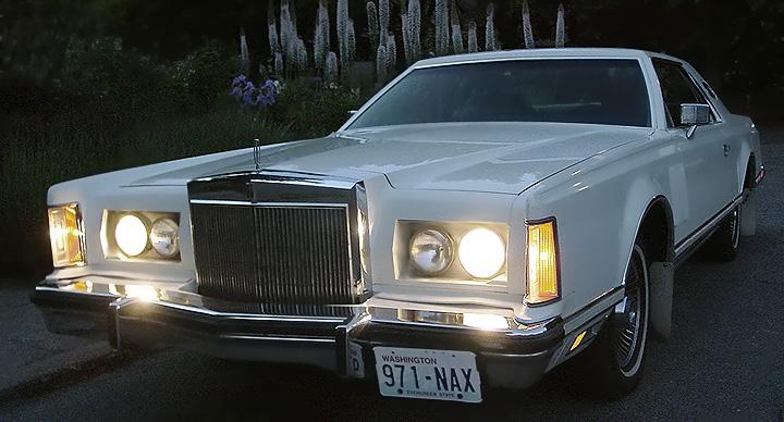 1979 Continental Mark V