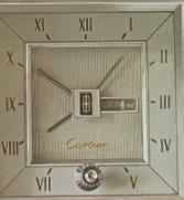 1977-1979 Continental Mark V STANDARD Cartier clock