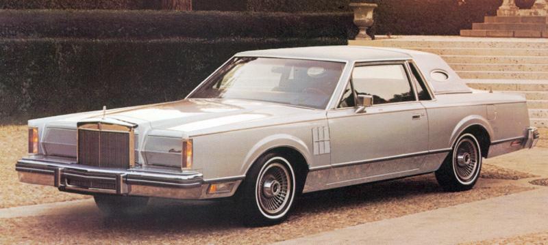 1980 Continental Mark VI Signature Series