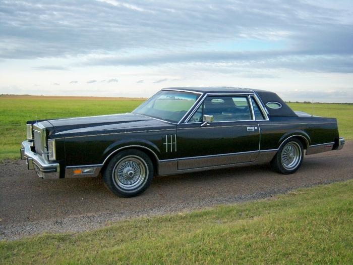 1980 Continental Mark VI Coupé