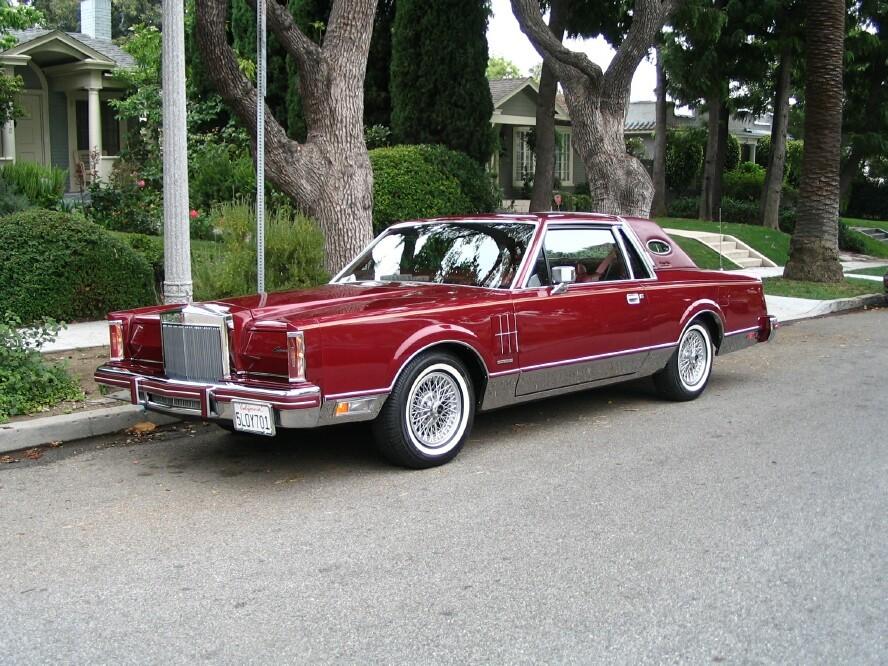 1981 Continental Mark VI