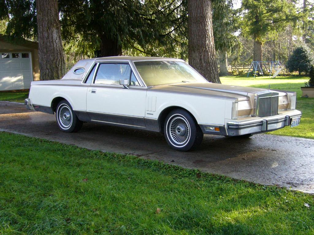 1983 Continental Mark VI Coupé
