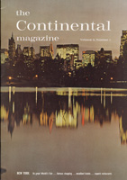 The Continental Magazine 1964 Volume 4 - Nr. 1