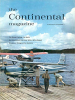 The Continental Magazine 1966 Volume 6 - Nr. 1