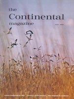 The Continental Magazine 1966 Volume 6 - Nr. 3 Fall