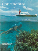 The Continental Magazine 1969 Volume 9 - Nr. 3 Fall