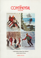 The Continental Magazine 1975 Volume 15 - Nr. 3 Winter
