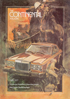 The Continental Magazine 1977 Volume 17 - Nr. 1 Spring