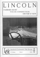 LCCE Bulletin Fahrers Sicht / Driver's View Nr. 2/3 - 1996-98