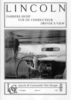 LCCE Bulletin Fahrers Sicht / Driver's View Nr. 4 - 1999