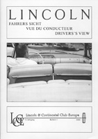 LCCE Bulletin Fahrers Sicht / Driver's View Nr. 5 - 2000