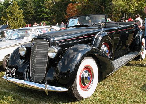 1936 Lincoln Model K