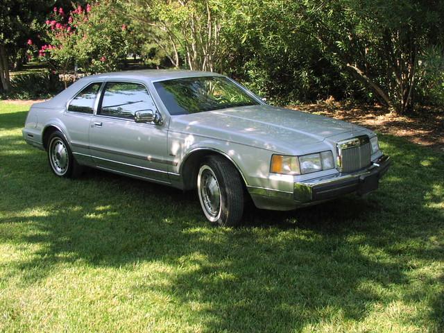1984 Continental Mark VII 2.4L Turbodiesel