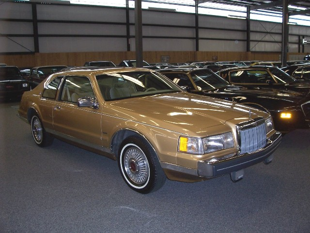 1984 Continental Mark VII Bill Blass