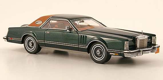 Neo / American Excellence - Lincoln Continental Mark V dark jade
